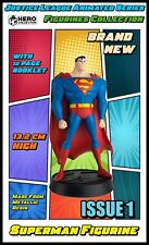 Justice League Animated Series Figurines Collection: Issue 1 Superman Figurine