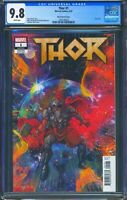 Thor 1 (Marvel) CGC 9.8 White Pages Ward Variant