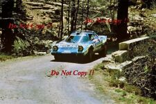 Bernard DARNICHE LANCIA STRATOS HF TOUR DE CORSE RALLY 1981 fotografia 1