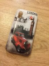 Coque Samsung Galaxy Ace S5830 Uk London Londres Uj Union Jack Case Taxi