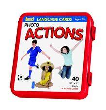 Lauri Photo Language Cards - Actions