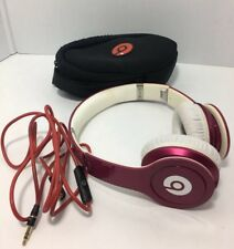 Beats by Dr Dre Solo Headphone 🎧 Pink