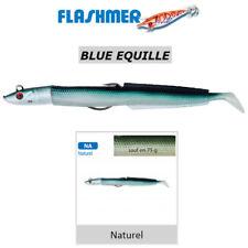 Leurre Flashmer Blue Equille 25 G - Naturel (na) alciumpeche