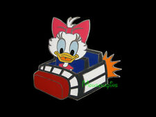 Daisy Duck on TOMORROWLAND SPACE MOUNTAIN Ride Disney Pin