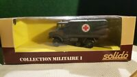 Solido véhicules collection militaires MERCEDES UNIMOG au 1/50 N°6038