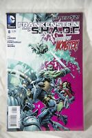 DC Comics Frankenstein Agent of S.H.A.D.E (The New 52) Issue #8