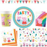 PEPPA PIG Birthday Party Range Tableware Banners Balloons Supplies Decorations