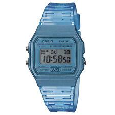Casio Retro Gummy Watch - Blue Jelly One Size