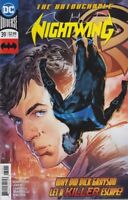 Untouchable Nightwing #39 DC Universe Comic 1st Print 2018 unread NM