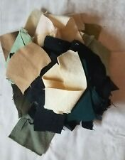New listing Felted Wool Scrap Bag - Assorted pieces in 1 gallon bag