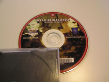 Operation Barbarossa Matrix PC Game (#e8r)