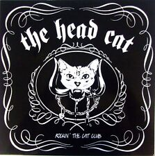 THE HEAD CAT ( MOTÖRHEAD - STRAY CATS ) LP VINYL - ROCKIN' THE CAT CLUB