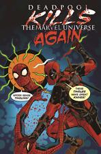 Deadpool Kills the Marvel Comics Universe Again #2 of 5 Bagged & Boarded INSTOCK