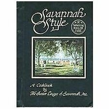 SAVANNAH STYLE **BRAND NEW** Favorite Recipes Seafood, Desserts Party Dishes