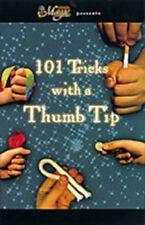 101 tricks with thumbtip book - Magic - Thumb tip