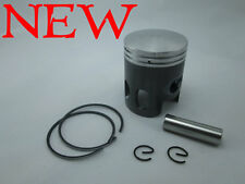 2 Srtoke 39mm Piston + Rings Kit For 1E40qmb Scooter or Moped 49cc 50cc