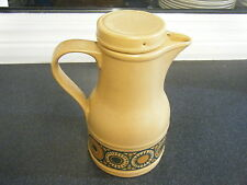 Earthenware Staffordshire Pottery Tableware Coffee Pots