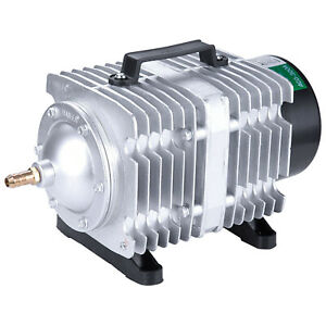 Hailea ACO-388D Air Compressor Pump High Power Piston Oxygen Aquarium Tank Pond