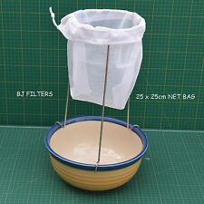 COMPATIBLE REPLACEMENT TALA NYLON MESH NET BAG IN MAKING-MARMALADE-JAMS-CORDIALS