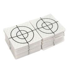 100pcs Total Station Reflection Reflector Tape Sheet 40 x 40mm Station Target