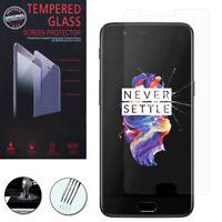 """Lot/ Pack Film Verre Trempe Protecteur Protection pour OnePlus 5 A5000 5.5"""""""