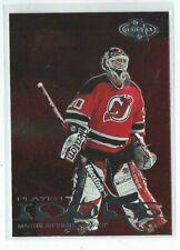 Martin Brodeur 2000/01 UD Heroes Player Idols Card #PI2