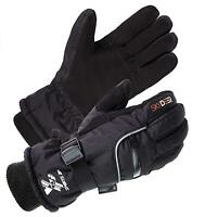 Schmidt Workwear Gloves 40G Thinsulate Waterproof Black  Youth Small Kids C E