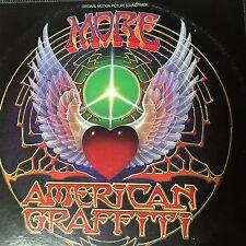MORE AMERICAN GRAFFITI 2 LP SET 1979