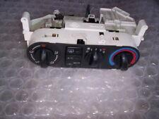 ALMERA N16 V10 TINO  RHD ** CLIMATE CONTROL HEATING BLOWER SWITCH ** NISSAN