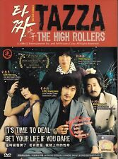 Tazza : The High Rollers Korean Movie DVD Excellent English Subtitle All Region