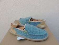 SANUK EGGSHELL KIMBRRR CHILL SIDEWALK SURFER SHOES, WOMEN US 7/ EUR 38 ~ NWT