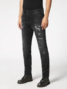 Diesel Men`s Jeans Size 30 BUSTER Regular Slim - Tapered W30 L30
