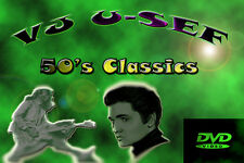 50's Classics Music Videos * Vols. 1 - 3 ** Little Richard Chuck Berry Elvis **