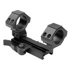 NcStar MARCQ Scope Ring Quick Release Weaver Style Cantilever Mount Detachable