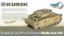 Dragon Armor 60622 - 1/72 Pz.Kpfw.III Ausf.N w/Schurzen 6.Pz. - Neu