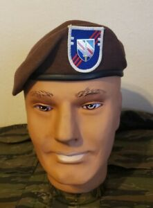 Hard to Find U.S. 2ND SECURITY FORCES ASSISTANCE BRIGADE Beret
