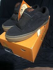 Vans TNT II 9.5 Tony Trujillo 2005 Vaulted Skate Rare NIB Coffee Bean Gum Brown