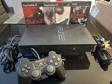 Playstation 2 console W/ Game bundle