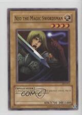 2004 Yu-Gi-Oh! Starter Deck Yugi Evolution #SYE-012 Neo the Magic Swordsman 3g6