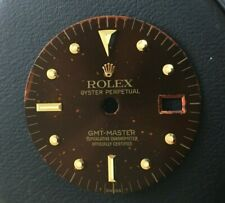 Vintage Rolex GMT Master Brown Gloss Dial for 1675 Watch for Parts BUY IT NOW