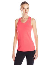 ADIDAS Womens Derby Tennis Workout Fitness Training Yoga TankTop Climalite Large