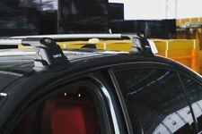 Aluminium Roof Rack Cross Bars To Fit Bmw 3 Series (2006-2016) Silver Air 3