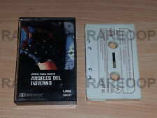 Joven Para Morir by Angeles Del Infierno (Cassette) TAPE MADE IN ARGENTINA