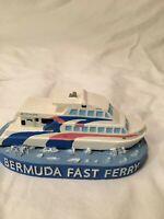 Bermuda Fast Ferry model