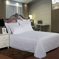 1 Piece Home Hotel Cotton Bed Sheet (Pillowcases Not Included) Stripe Pattern