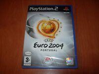 UEFA EURO 2004 PS2 (PAL ESPAÑA PRECINTADO)
