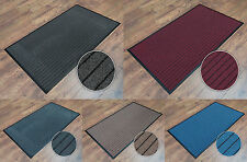 Entrance Heavy Duty Non-Slip Dirt Barrier Office Door Mat 60x90cm (2'x3')