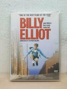 Billy Elliot DVD 2000,Jamie Bell Movie, Region 4 SPECIAL EDITION