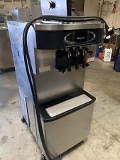Taylor C712 Soft Serve Frozen Yogurt Machine w/ Pumps in the hopper 3ph Air Cool
