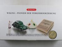 Wiking 99029 WIKING - PIONIER DER VERKEHRSERZIEHUNG 1. Teil 1:87/H0 NEU/OVP